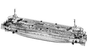 Texelstroom Planos 3D