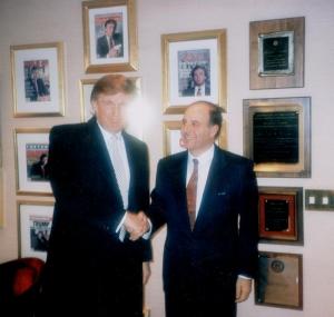 8.Foto con Donald Trump