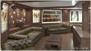 Comandant Salon