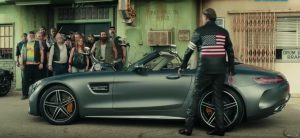 Peter Fonda, Mercedes AMG GT Roadster, Cohen Brothers