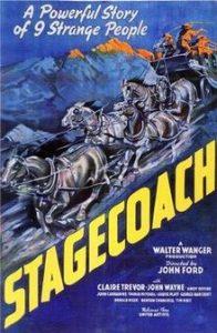 Stagecoach-La Diligencia, película John Ford