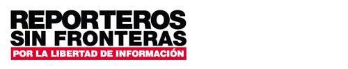 Logotipo de Reporteros Sin Fronteras