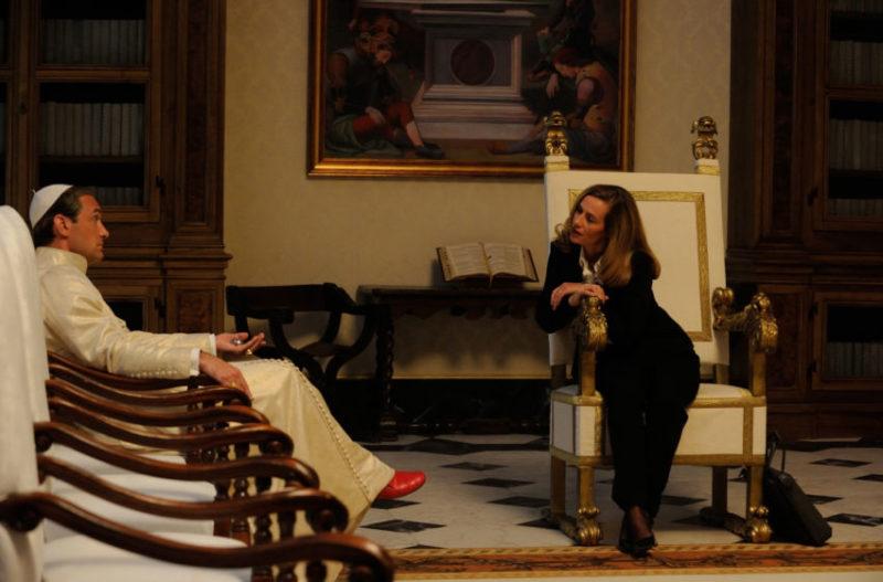Sofía, Responsable de Comunicación, Jefa de Prensa del Vaticano