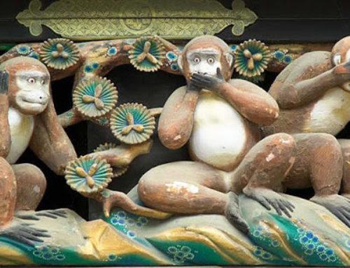 Los tres monos sabios en la Junta de Accionistas de Ferrovial