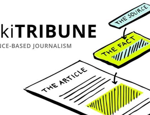 Wikipedia al rescate del Periodismo