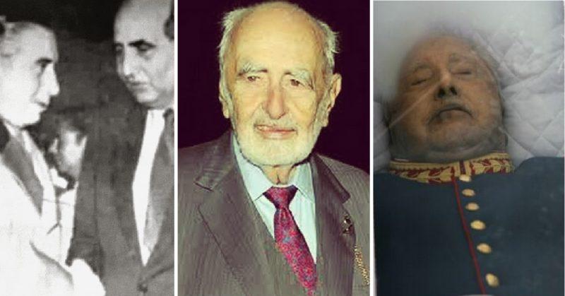 Pinochet y Agustín Edwards
