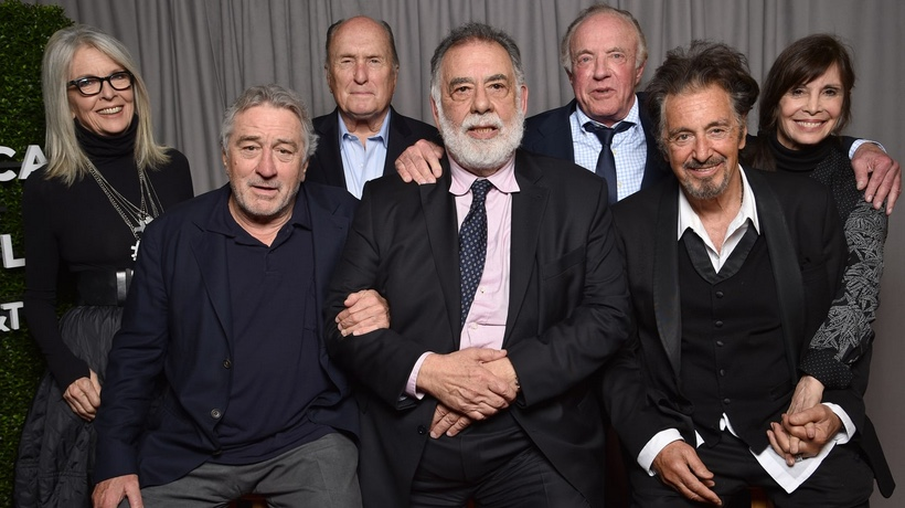 "Tribeca Film Festival, ""The Godfather"" reunion"