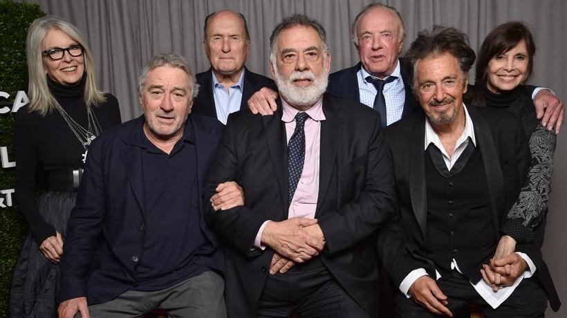 """Tribeca Film Festival, """"The Godfather"""" reunion"""