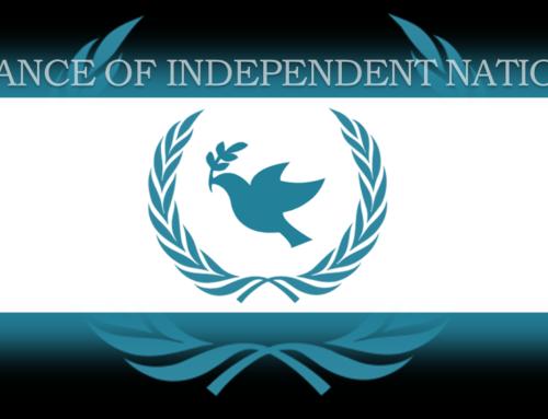 Una alianza imaginaria de naciones imaginarias (en una Wiki imaginaria pero accesible)