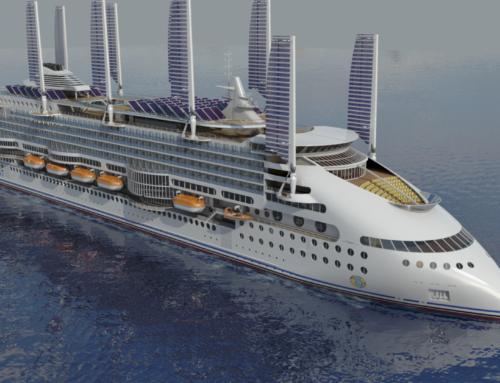 El crucero más ecológico del mundo se diseña en Euskadi