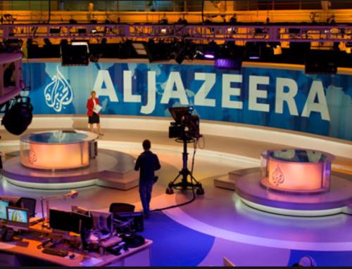 Los periodistas de Al Jazeera se defienden