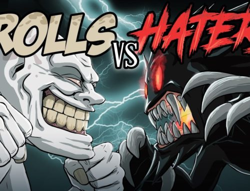 Sobre Trolls, Haters y demás fauna virtual