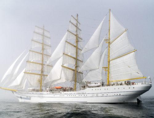 """Oliver Design habilita el velero de tres mástiles """"Bima Suci"""", el nuevo y flamante buque escuela de la Armada Indonesia"""