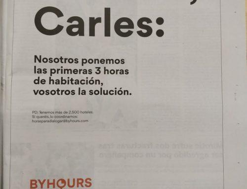 Crisis catalana: los publicistas recogen el testigo