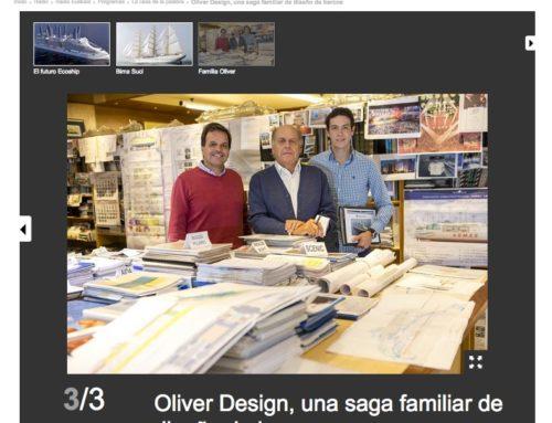 """Oliver Design en """"La Casa de la Palabra"""" (Radio Euskadi)"""