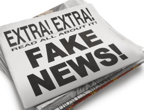 Una aproximación a la industria de las noticias falsas