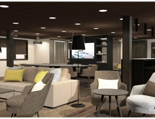Oliver Design habilita para Balenciaga un innovador buque salmonero con destino al Mar del Norte