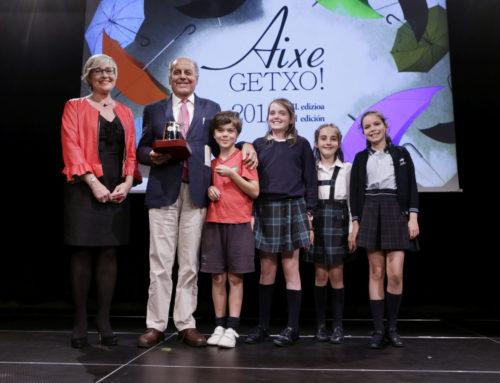 Oliver Design recibe el premio Aixe Getxo de arquitectura en reconocimiento a su trayectoria en el diseño naval