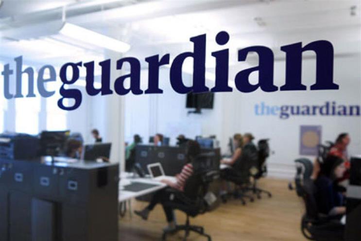 Sede redacción The Guardian