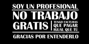 periodista, gratis, trabajo