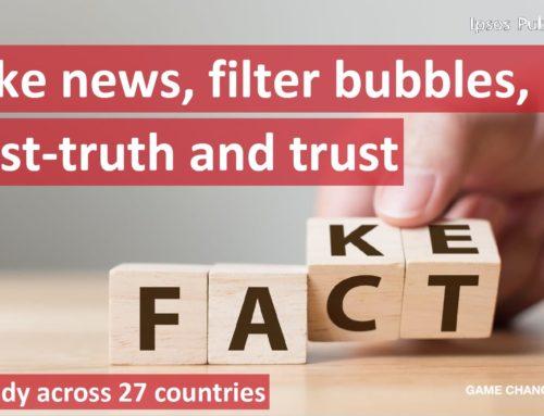 """Las """"Fake"""" son culpa de los políticos… ¡y de los medios!"""