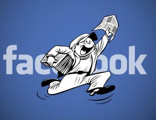 Los medios ganan, Facebook pierde (al menos un asalto… y a los puntos)