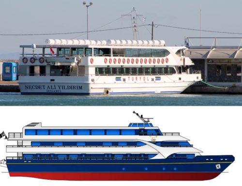 Oliver Design remodelará un ferry y lo convertirá en crucero de lujo para recorrer la costa de Escocia