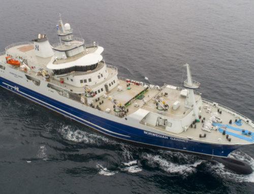 Oliver Design concluye la habilitación interior de un buque que marca un nuevo estándar en barcos de trabajo