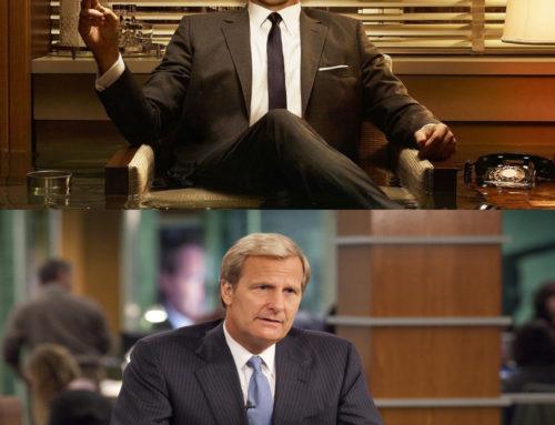 Un recordatorio que nunca está de más: publicidad vs. periodismo (Mad Men vs. The Newsroom)