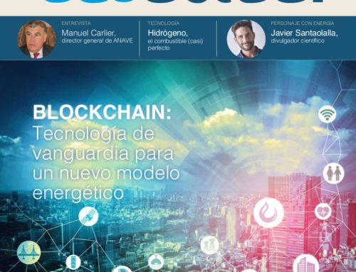 Reportaje sobre Blockchain en el sector energético