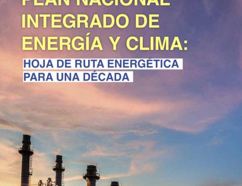 Artículo sobre el PNIEC (Plan Nacional Integrado de Energía y Clima 2021-2030)