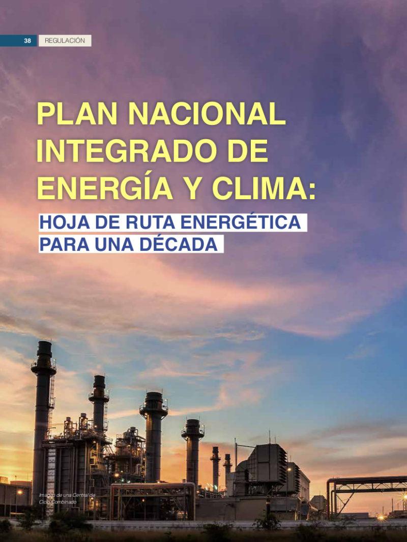 PNIEC-Plan Nacional Integrado de Energía y Clima