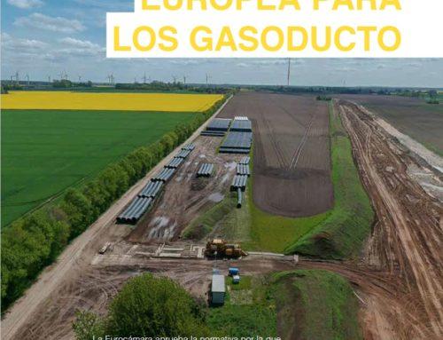 Artículo sobre la nueva normativa europea de gasoductos