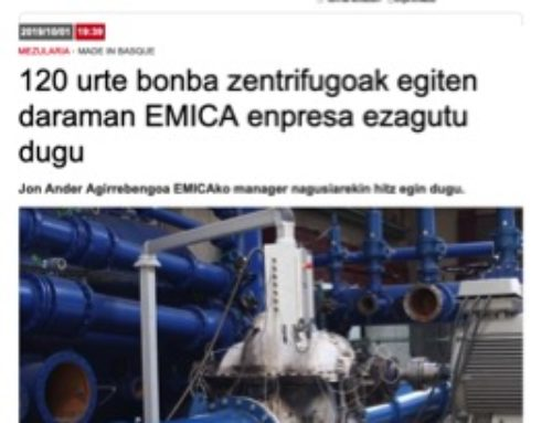 EMICA enpresa Euskadi Irratian