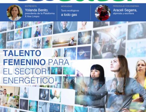 Artículo sobre la presencia femenina en el sector de la Energía