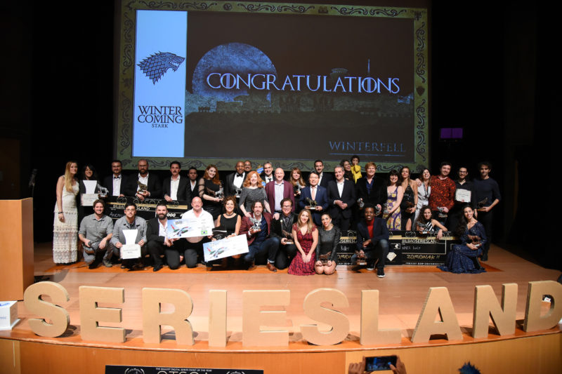Premios Seriesland 2019