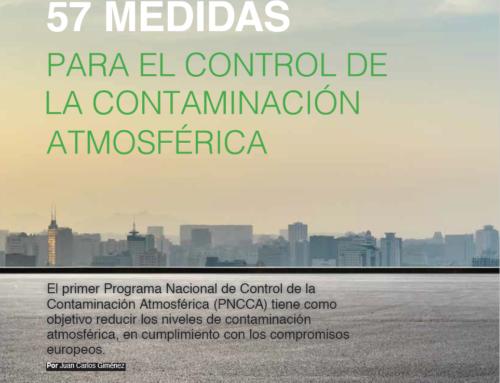 Reportaje: 57 Medidas para el Control de la Contaminación Atmosférica
