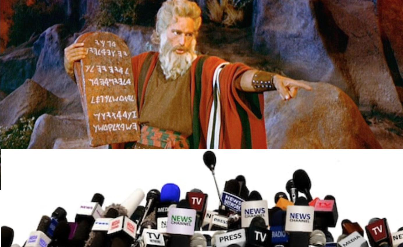 Decálogo Moisés