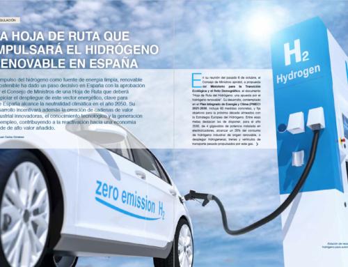 Reportaje: La Hoja de Ruta que impulsará el Hidrógeno Renovable en España