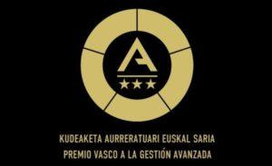 Logotipo Premio Euskalit