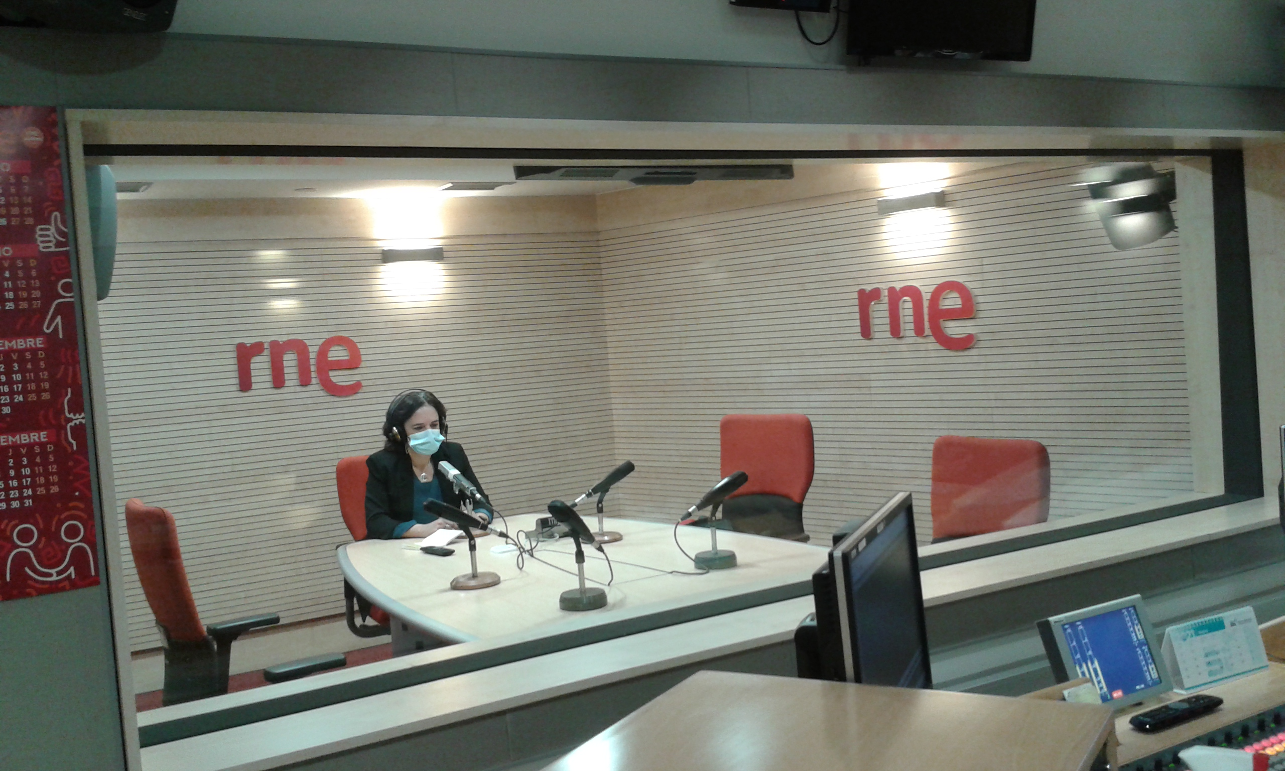 Entrevista INSPIRA STEAM en RNE