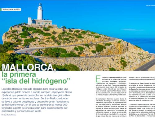 Mallorca, la primera «Isla del Hidrógeno»