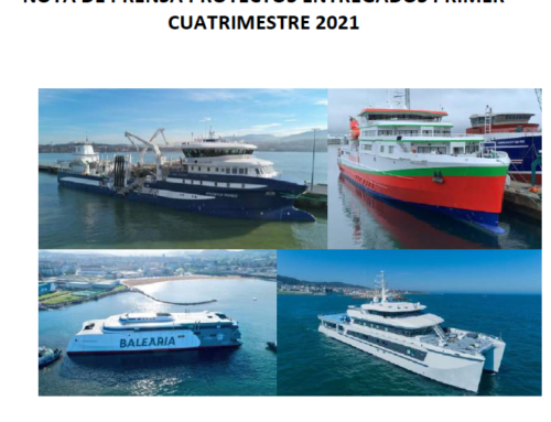 Informe de repercusión en medios de una nota de prensa de la empresa de diseño y arquitectura naval Oliver Design