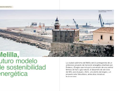 Un modelo de sostenibilidad en Melilla
